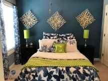 Sherwin Williams Lucerne Dark Blue Paint Colour Lime