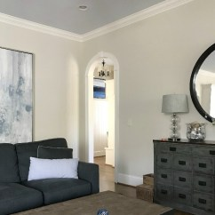 What Color Should I Paint My Living Room With A Tan Couch Country Ideas Pinterest Is Beige Back You Might Be Surprised Sherwin Williams Wool Skein Rh Seafoam Ceiling Westhighland White Trim Kylie