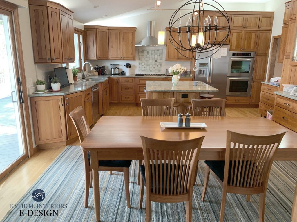 5 Ideas Update Oak Or Wood Cabinets Without A Drop Of Paint