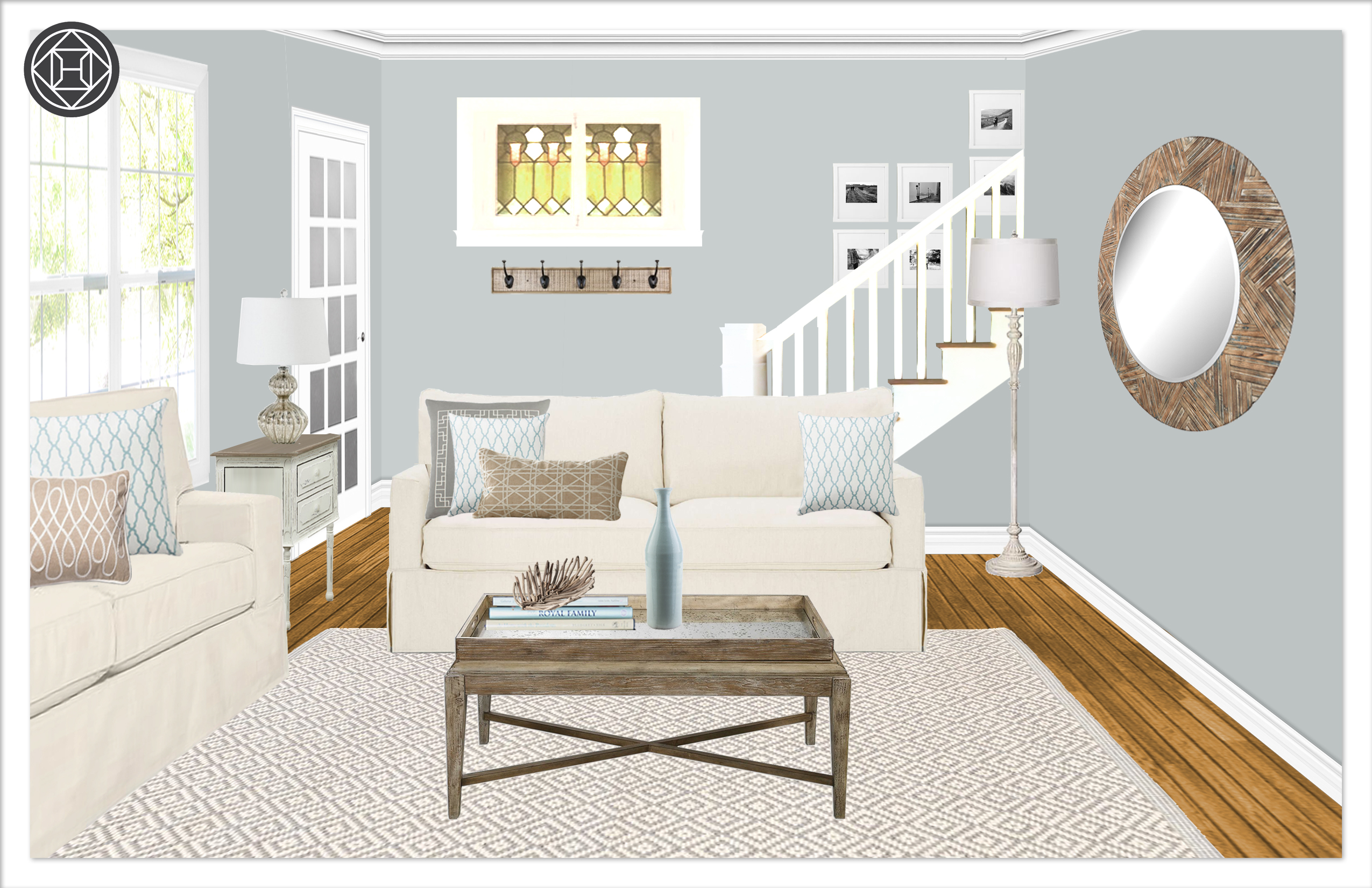 Living room 10, Layout 2 Kylie T Interiors