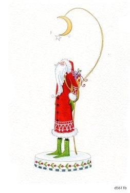 Lollystick Santa - d5611b