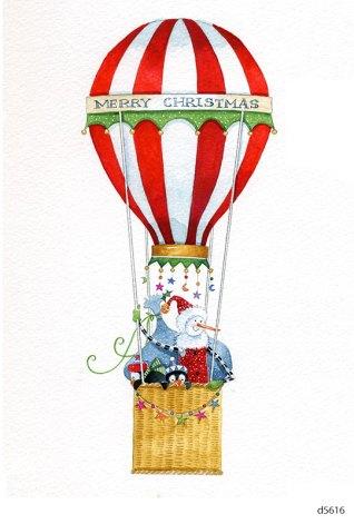 Lollystick Snowpeople - d5616