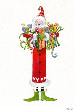 Lollystick Santa - d561b3