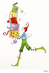 Lollystick Elves and Fairies - d562b