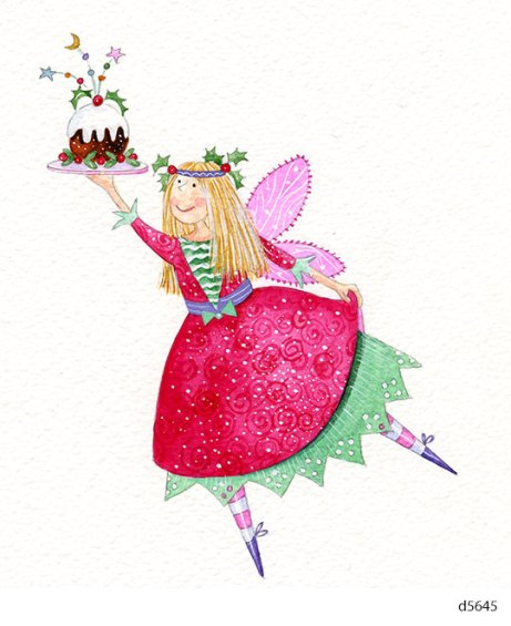 Lollystick Elves and Fairies - d5645