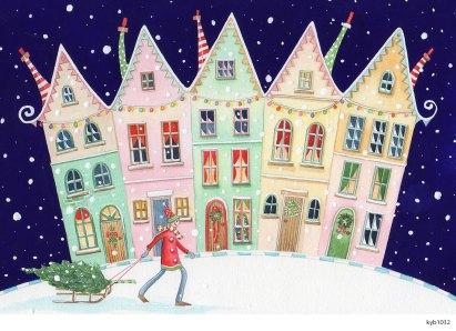 Happy Holidays - kyb1032
