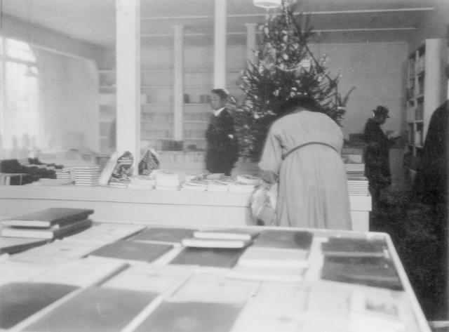 震災後のクリスマスセール