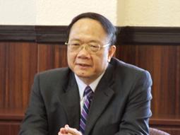 臺灣國立清華大學校長造訪京都大學