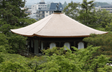 Temple of the Silver Pavilion: Ginkaku-ji!