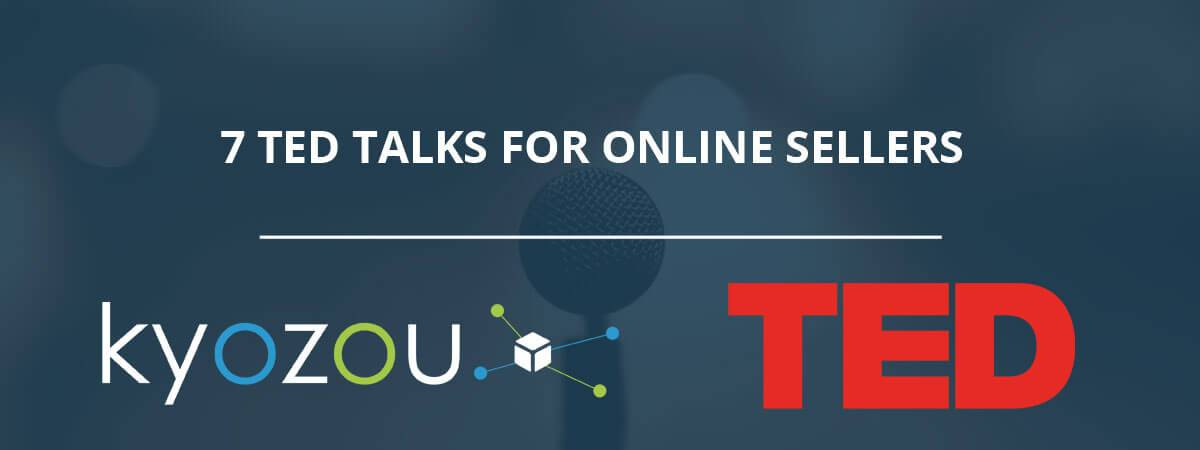 inspiring TED talks for online sellers