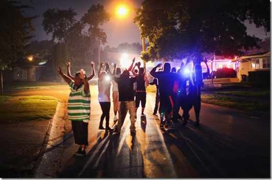 Ferguson riots 5