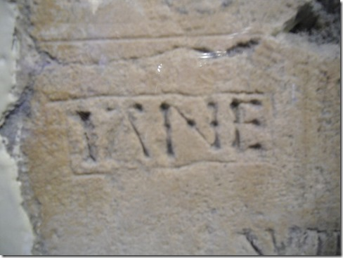 Maybe Guilford Dudley's Carving_of_Jane_Grey's_name_in_Tower