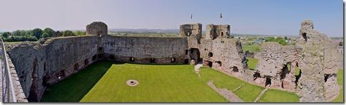 Rhuddlan_Castle_inner courtyard