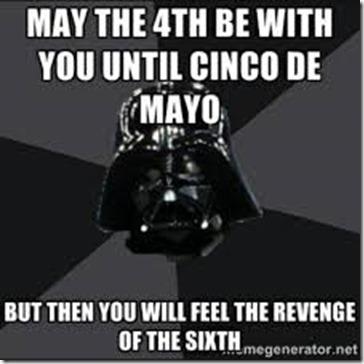 Revenge of the 6th