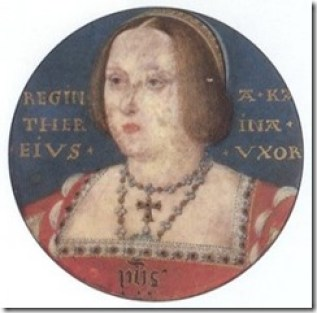 CatherineofAragon-miniture older
