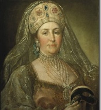 Katharina_II. Catherine the Great