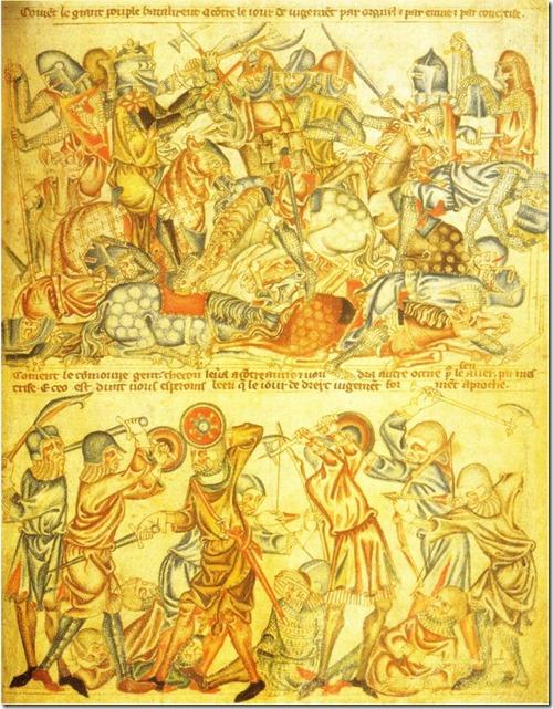 Battle_of_ Bannockburn_from_Holkham_Bible