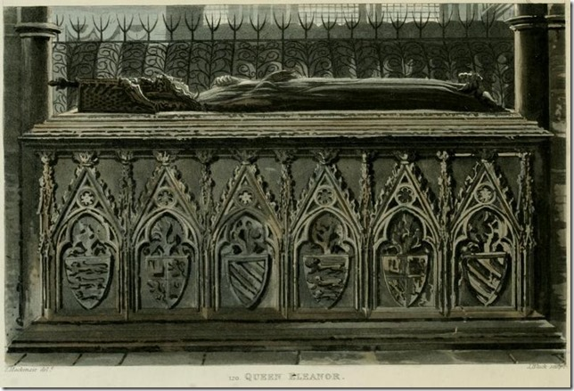 Eleanor of Castile tomb