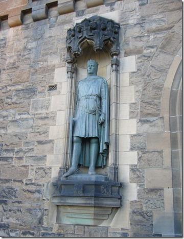 Robert_the_Bruce,_Edinburgh_Castle