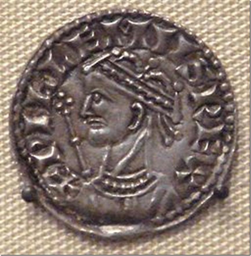 William_the_Conqueror_1066 on coin