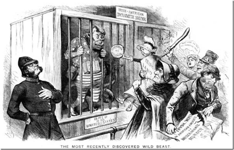 anti-irish immigration three