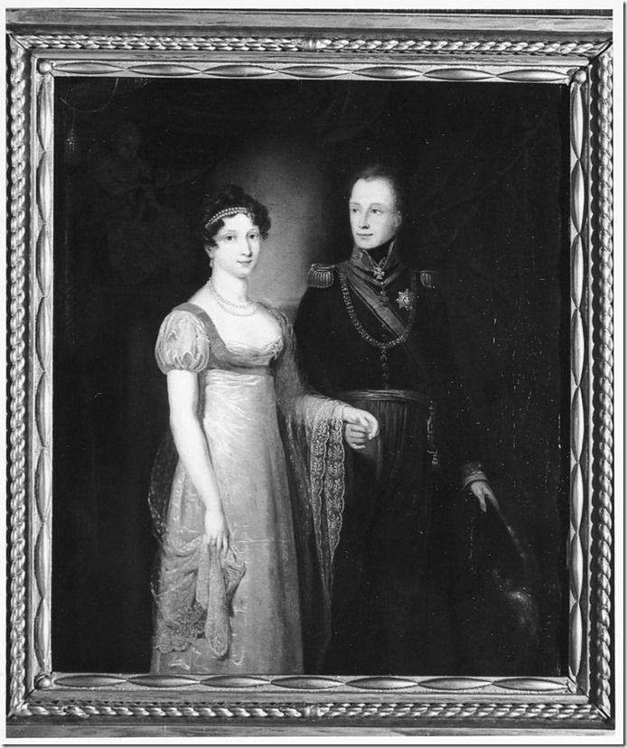 Willem_II_ and anna_paulowna