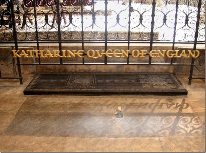 Peterborough_Katherine_of_Aragon