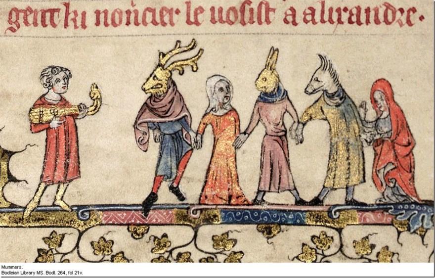 medieval feast of fools