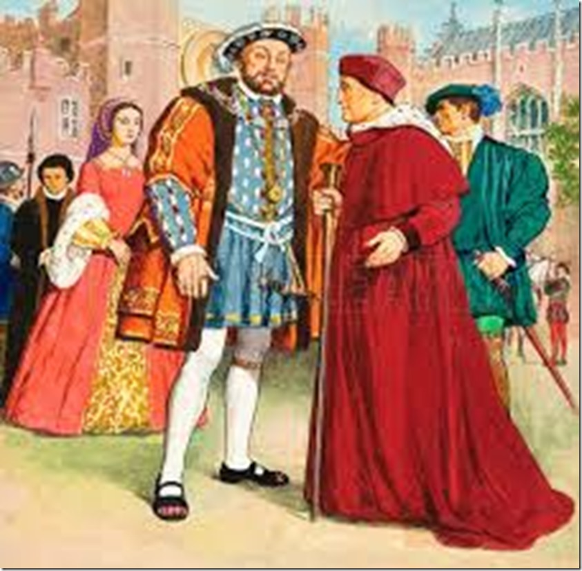 henry and wolsey