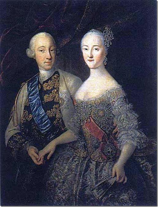 grand-duke-peter-fedorovich-grand-duchess-catherine-alexeyevna
