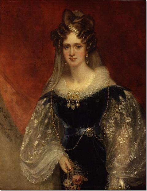Adelaide_Amelia_Louisa_Theresa_Caroline_of_Saxe-Coburg_Meiningen_by_Sir_William_Beechey