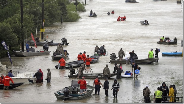 harvey houston evacuate