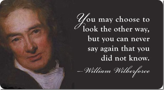 wilberforce quote