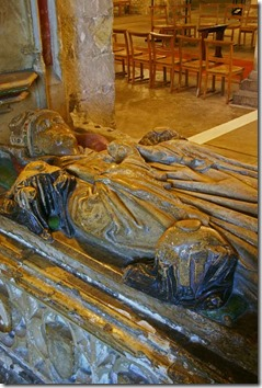 Morton effigy Canterbury