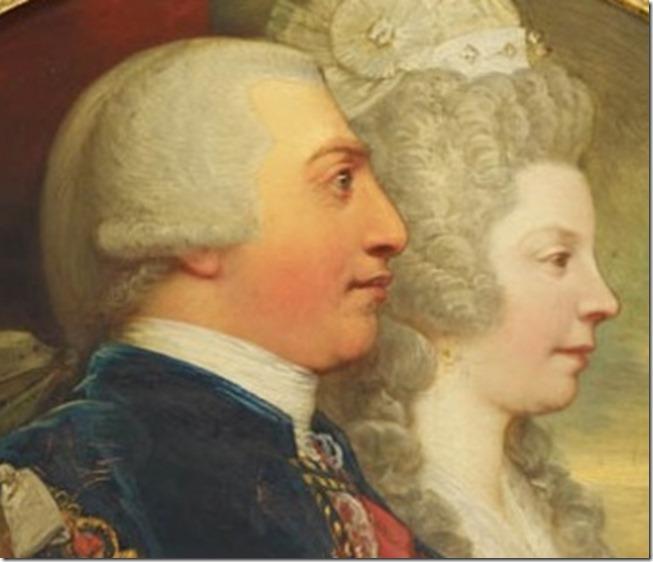 george iii and charlotte