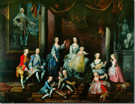 The_Family_of_Frederick,_Prince_of_Wales