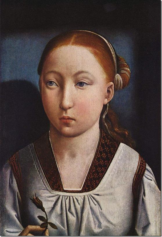 11 year old Katherina of Argaon by Juan_de_Flandes
