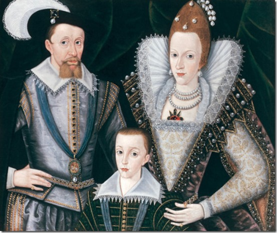 James Queen Anne and Henry