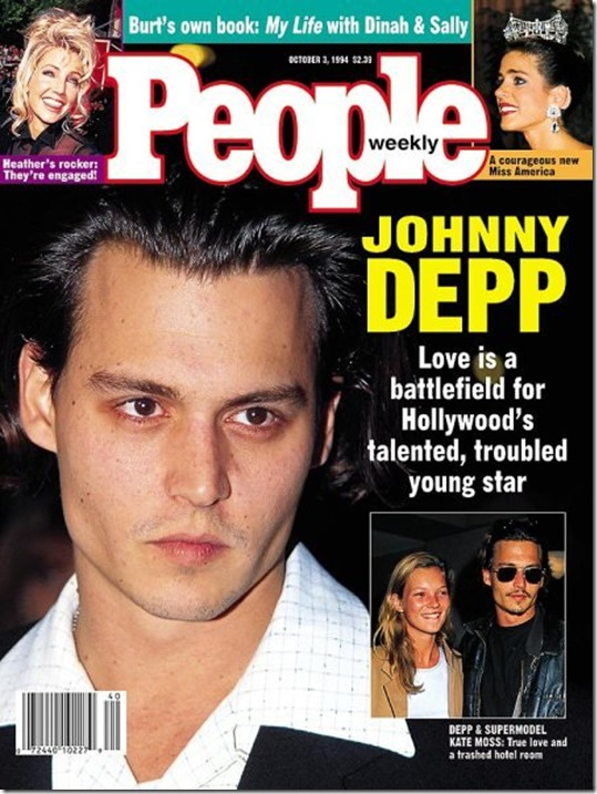 people cover depp