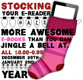 Stocking Your E-Reader Sale