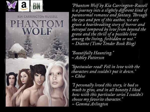 Phantom Wolf Promo