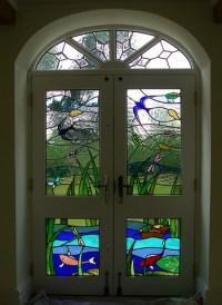 Decorative Glass Design Gallery   Doors & Door Surrounds ...