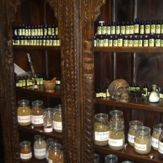 green man store apothecary