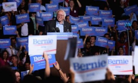 Bernie Speech