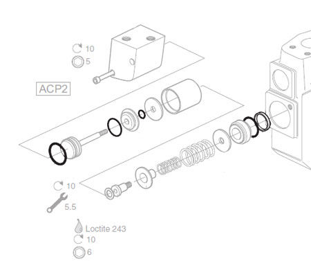 Parker Racor Fuel Filters, Parker, Free Engine Image For