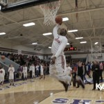 Taylor Co HS District Championship Warmup DUNKS – VIDEO
