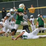 Kentucky State Football Shows Determination in 42-21 Loss to Slippery Rock