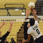 Kentucky State Volleyball Begins East/West Crossover with 3-0 Sweep of Claflin
