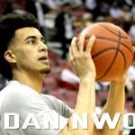 Louisville MBB's Jordan Nwora Selected ACC Rookie of the Week