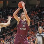 Mayo Scores 23, But EKU MBB Falls At No. 6 Tennessee